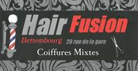 Logo Hair Fusion Sàrl