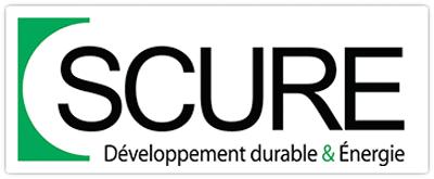 Logo SCURE Développement Durable & Energie SA