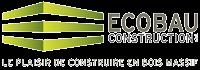 Logo ECOBAU Construction