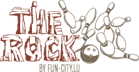 Logo The Rock by Fun-City.lu