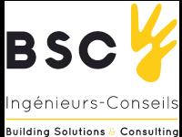 Logo BSC Ingénieurs-conseils