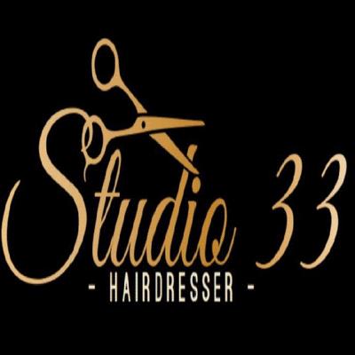 Logo STUDIO 33 Hairdresser