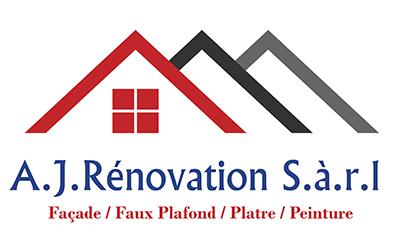 Logo A.J. Rénovation