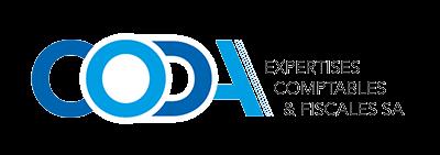 Logo CODA Expertises Comptables et Fiscales SA
