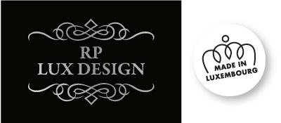 Logo RP Lux Design Sàrl