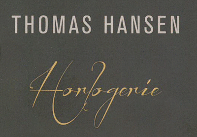 Logo Horlogerie Thomas Hansen