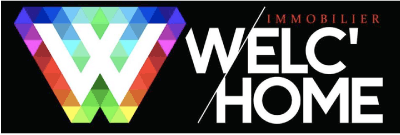 Logo Welc'Home Immobilier