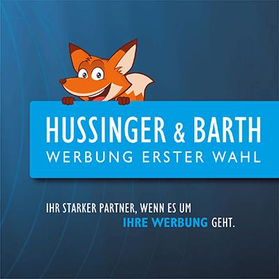 Logo Hussinger & Barth SARLS