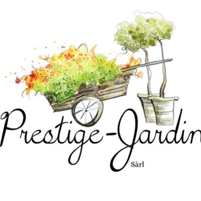 Logo Prestige Jardin Sàrl