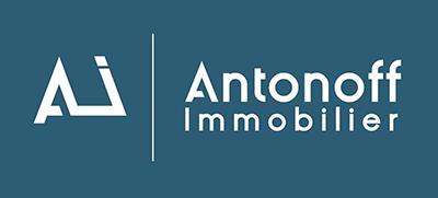 Logo Antonoff Immobilier Sàrl