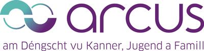 Logo Kannerhaus Itzig 2 - Arcus Asbl