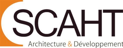 Logo SCAHT Architecture & Developpement