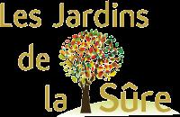 Logo Les Jardins de la Sûre