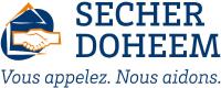 Logo Hëllef Doheem - Sécher Doheem