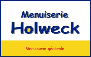Logo Menuiserie Holweck