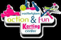 Logo East-Belgium Action, Fun & Karting