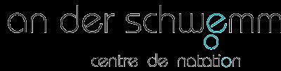 Logo Centre de Natation An der Schwemm