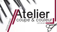 Logo Atelier Coupe & Couleur