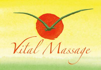 Logo Vital Massage
