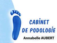 Logo Podologue Aubert Annabelle - Bruno Rogaume