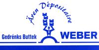 Logo Weber Gedrenksbuttek