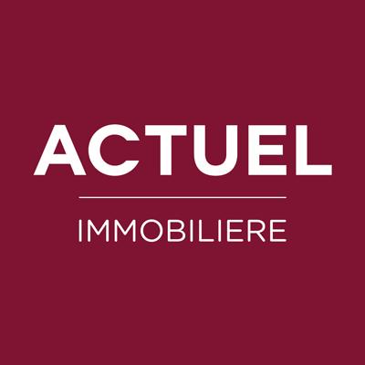 Logo Actuel Immobilière
