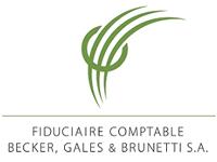 Logo Fiduciaire Comptable Becker, Gales & Brunetti