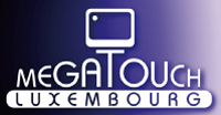 Logo Megatouch Luxembourg Sàrl