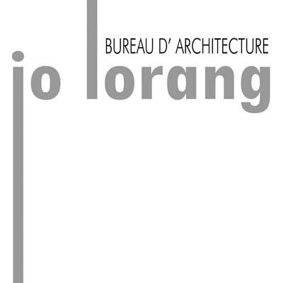 Logo Lorang Jo - Bureau d'Architecture