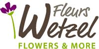 Logo Fleurs Wetzel