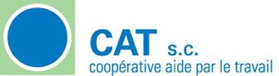 Logo CAT s.c.- Coopérative Aide par le Travail