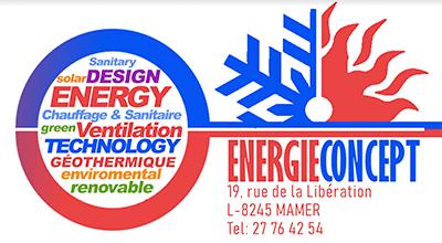 Energie Concept