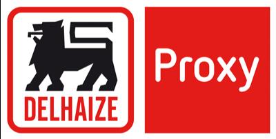 Proxy Delhaize Kirchberg