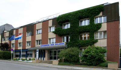 hôtel rue de bragance luxembourg