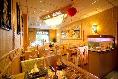 Restaurant Chinois Langre