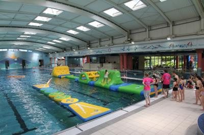 Piko piscine kordall rodange aqua gym aquagym editus - Piscine luxembourg toboggan ...