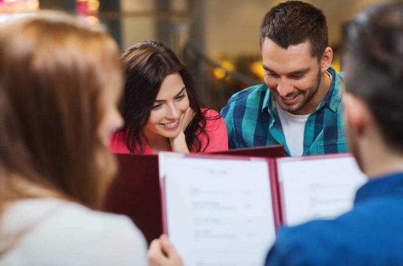 Les 7 commandements du restaurant idéal à Pâques