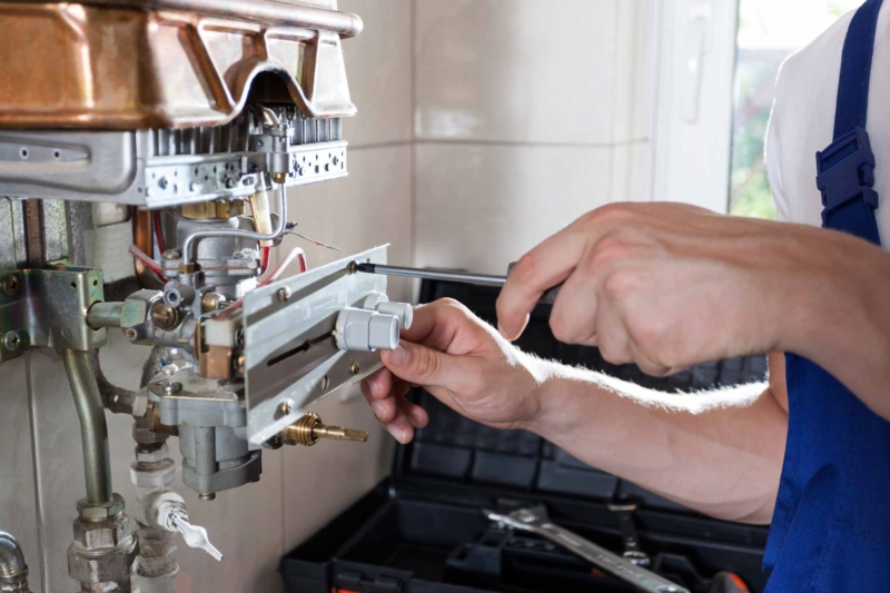 Maintain your boiler