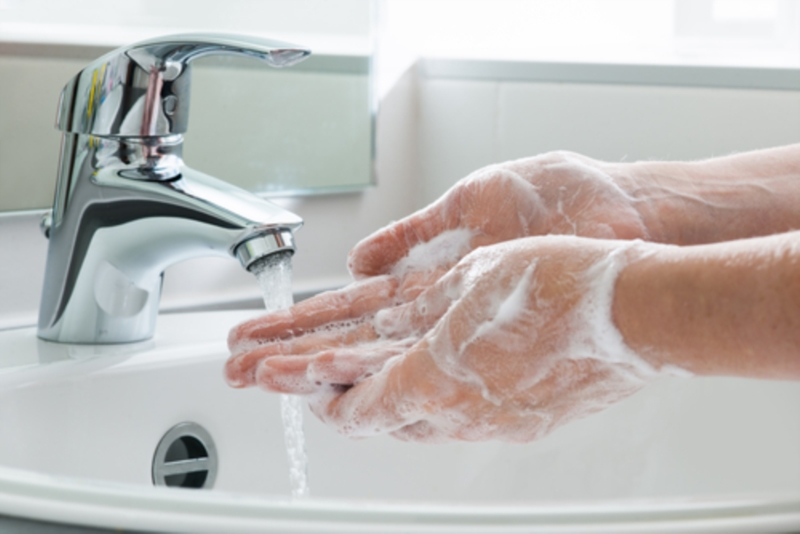 Handwäschen