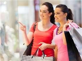 Le Shopping à Esch-Belval