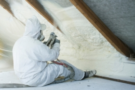 Polyurethane foam spraying: how and why to use it?