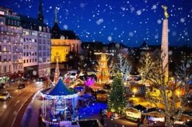 La magie de Noël prend ses quartiers au Luxembourg !