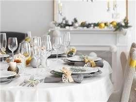Nos idées déco pour votre table de Noël