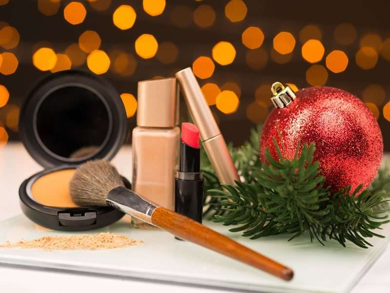 3 tips for a successful holiday make-up