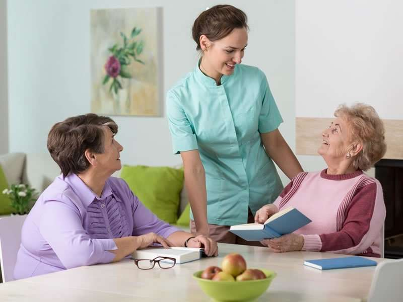 Preparing the entry of a loved one in a retirement home
