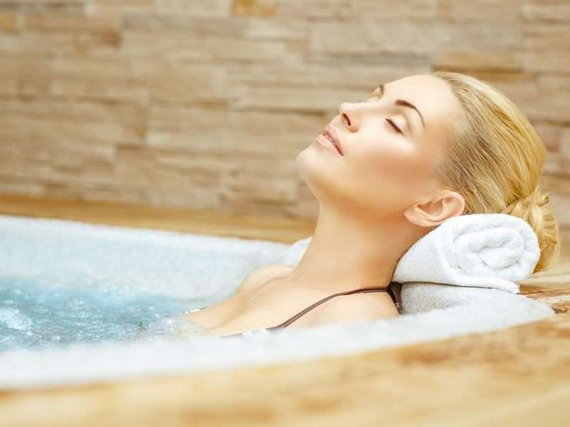 Spa, sauna, steam room: which one to choose?