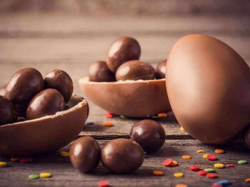 recette oeuf de Pâques en chocolat