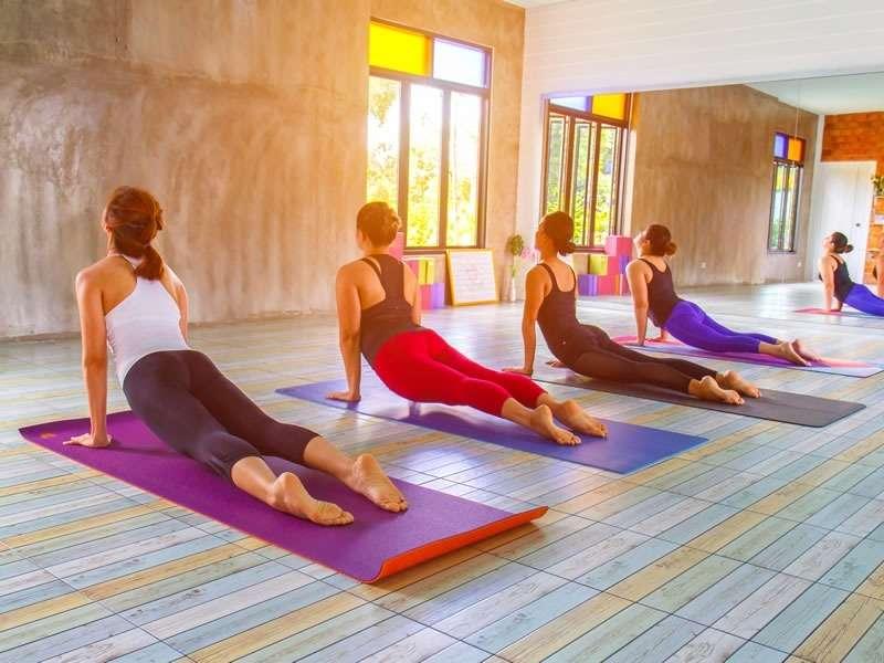 Übe Yoga in Luxemburg