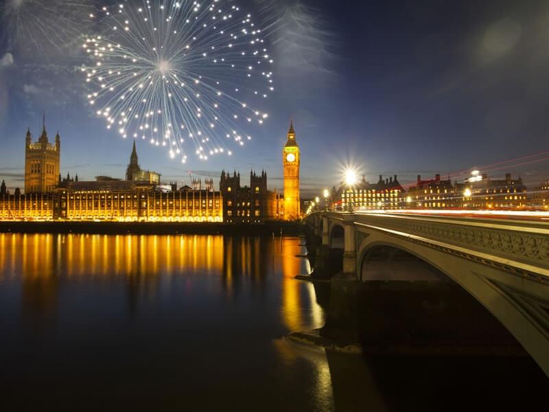 14 destinations où passer le réveillon de Nouvel An 2018