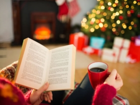 Our selection of books to read during the Christmas holidays!
